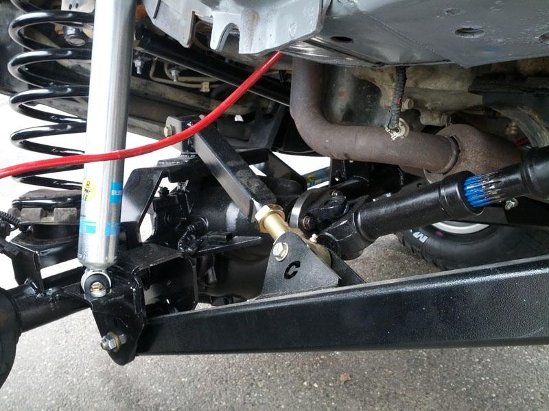 Brake Hose Washer Fits Jeep 2007 To 2018 JK Wrangler Front or Rear Crn 6502114