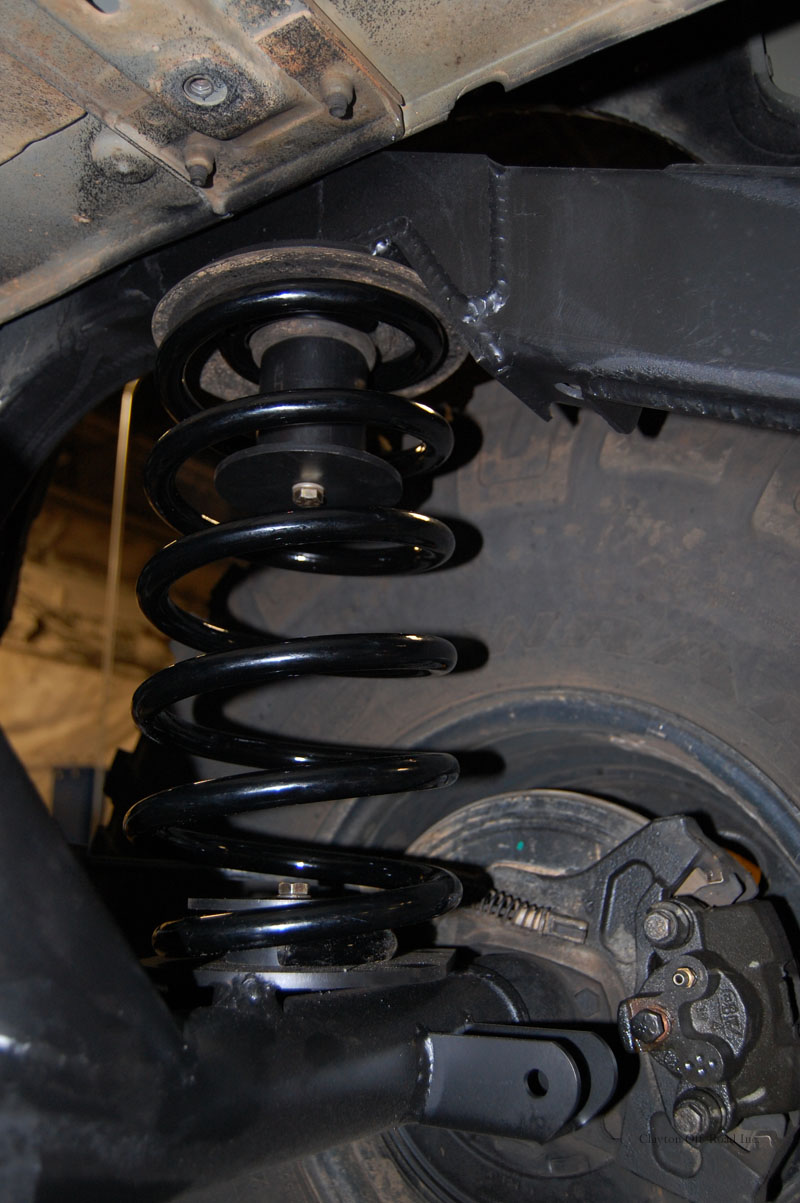 Xj Upper Control Arm Bushings