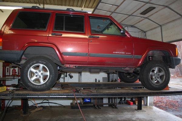 Superb Bill Of Materials. Jeep Cherokee ...