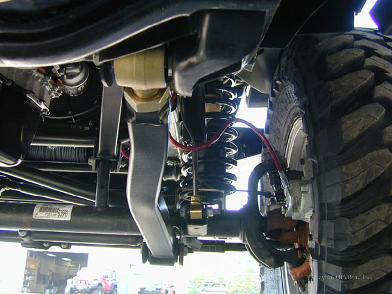 Jeep Control Arms Clayton Offroad