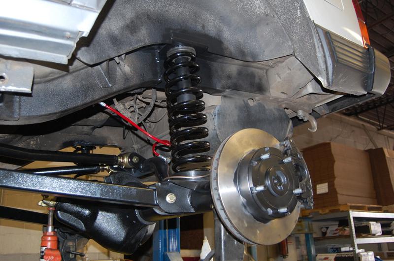 Xj Rear Coil Conversion Upper Spring Buckets Clayton Offroad