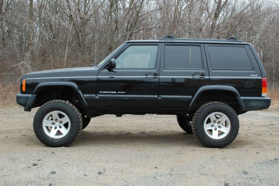 jeep cherokee lift kits