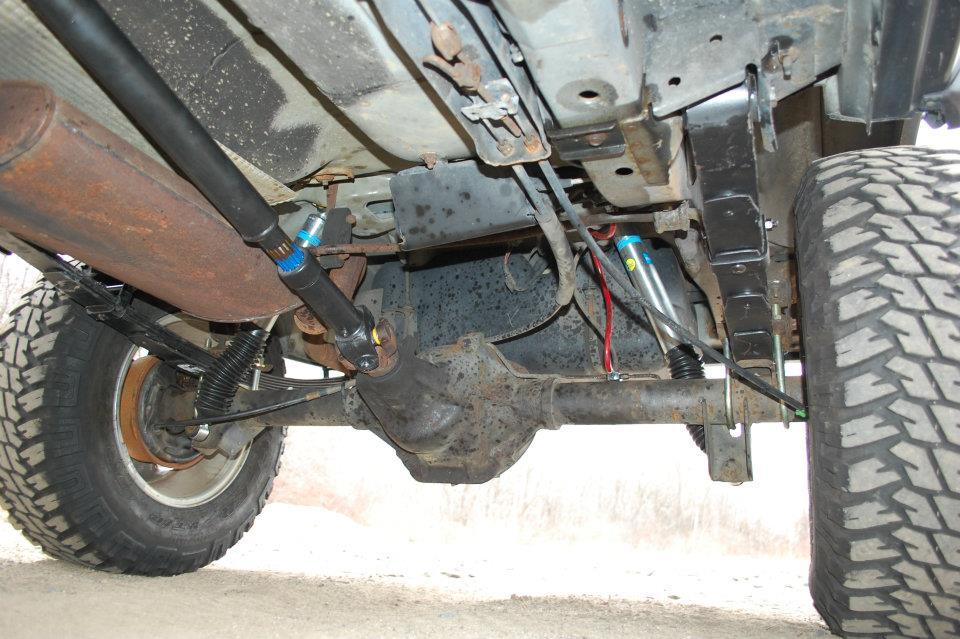 Jeep Cherokee Lift Kits   4 5 Inch Jeep XJ Lift Kits