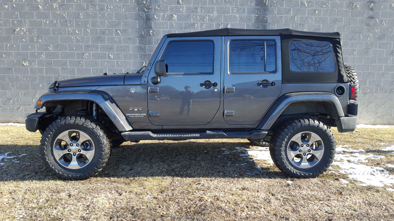 Jeep Wrangler Lift Kits >> Jeep Jk Lift Kits 2 5 4 5 Inch 07 Present Wrangler Jk Lift Kits
