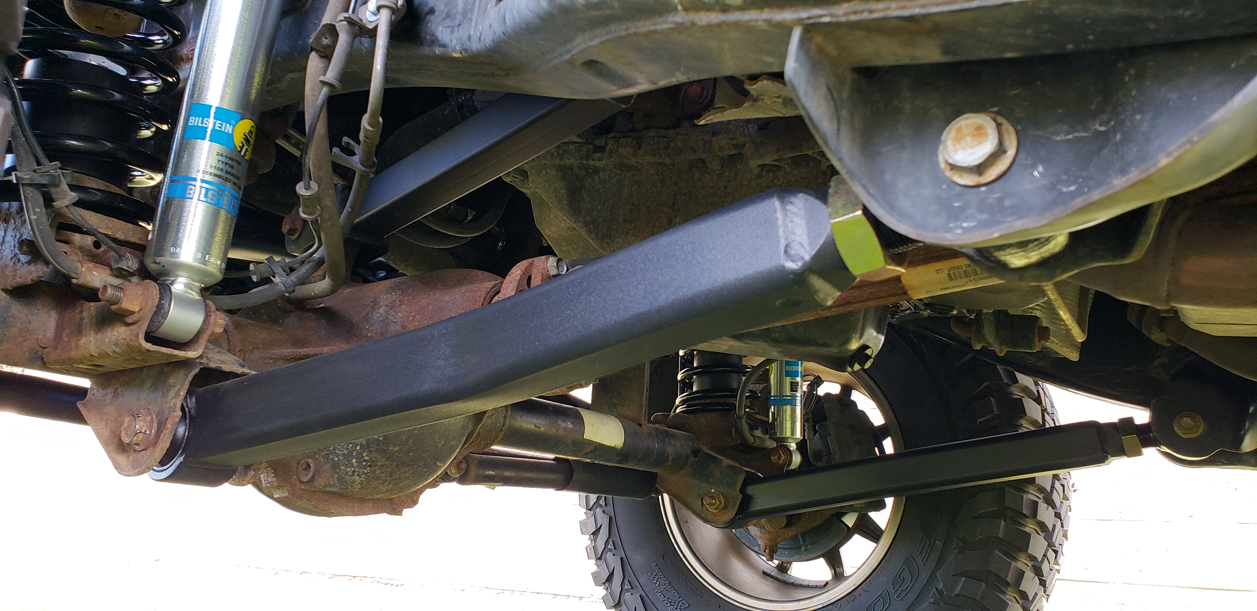 Jeep Control Arms