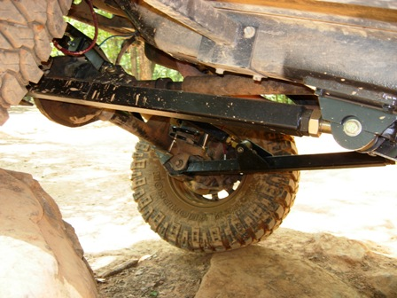 Jeep Cherokee Long Arm Lift Kit 6 5 Inch 1984 2001