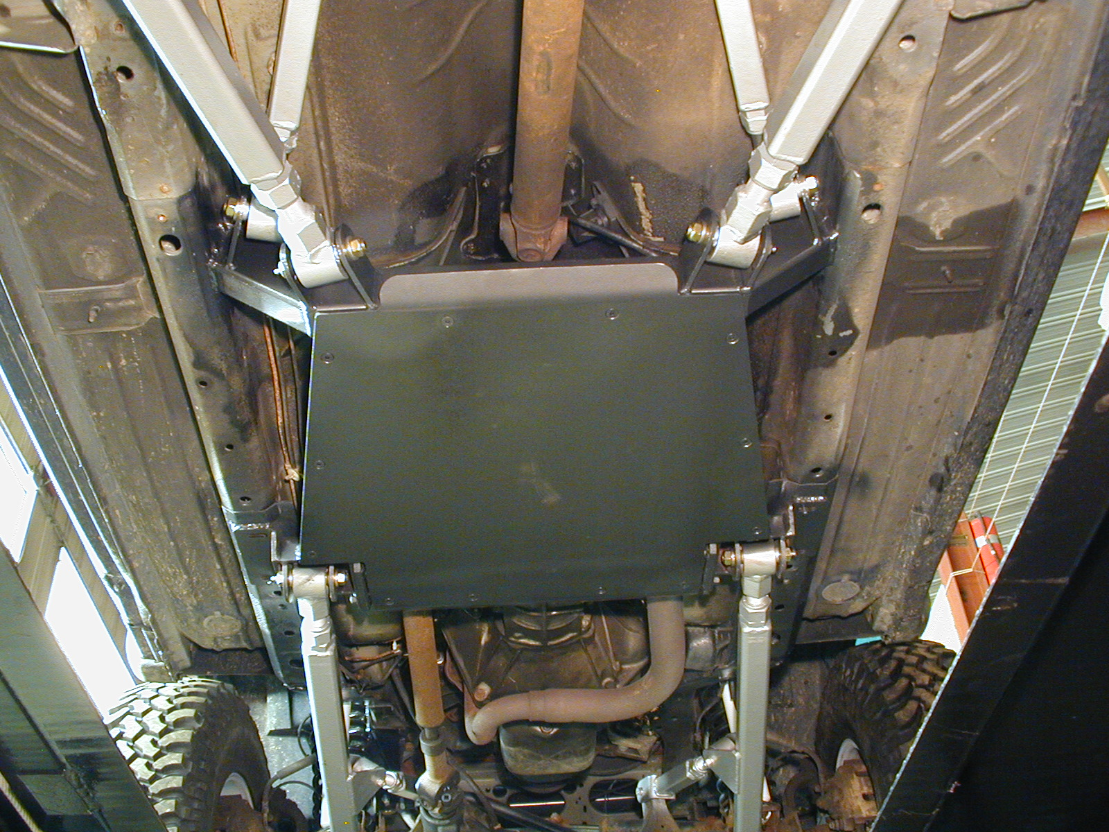 Jeep Cherokee Xj Rear Coil Conversion Kit Clayton Offroad