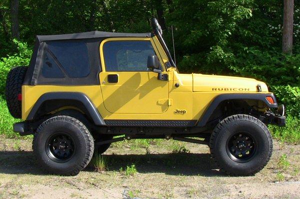 jeep wrangler front long arm upgrade kit 1997 2006 tj clayton offroad. Black Bedroom Furniture Sets. Home Design Ideas