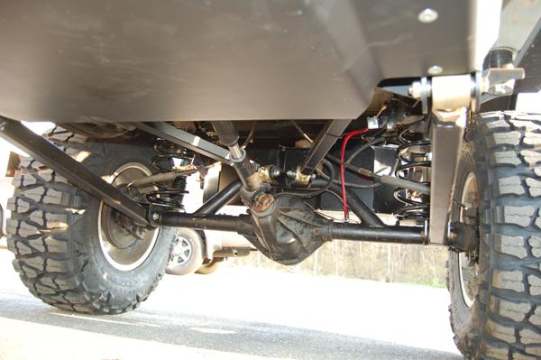 Jeep Wrangler Pro Series Rear Long Arm Upgrade Kit W 5