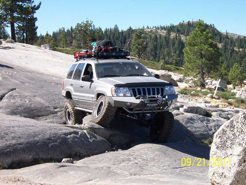 Jeep Lift Kits >> Jeep Grand Cherokee Long Arm Upgrade Kits (1999-2004 WJ) | Clayton Offroad