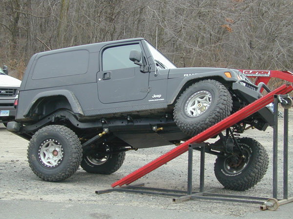 Jeep Tj Long Arm Lift Kit >> Jeep Wrangler Lj Long Arm Upgrade Kits Clayton Offroad
