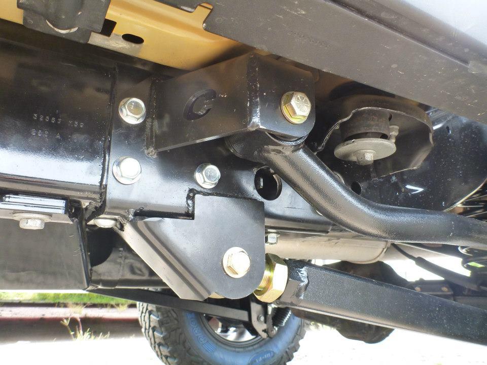 "Jeep Wrangler Tj >> Jeep Wrangler 2.5"" Long Arm Lift Kit 2007-2011, JK | Clayton Offroad"