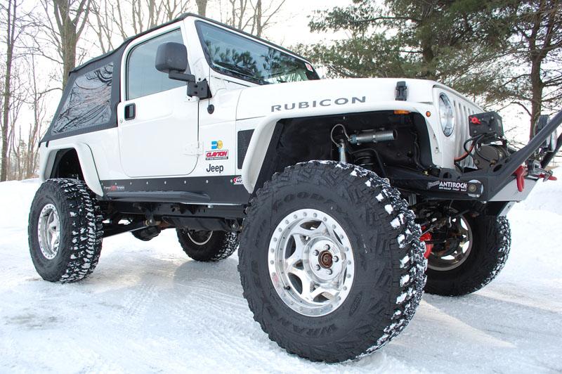 jeep wrangler long arm upgrade kit 2004 2006 lj clayton offroad. Black Bedroom Furniture Sets. Home Design Ideas