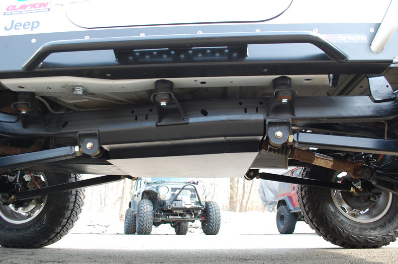jeep wrangler pro series rear long arm upgrade kit 2004 2006 lj clayton offroad. Black Bedroom Furniture Sets. Home Design Ideas