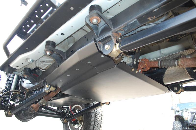 Tj Lj Rubicon Compressor Skid Plate Mount Clayton Offroad