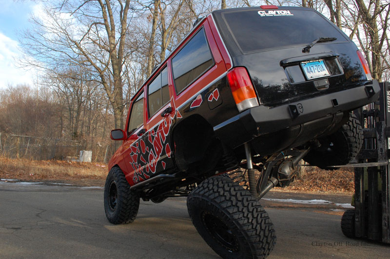 Jeep Cherokee XJ Upgrade Kits | Clayton Offroad