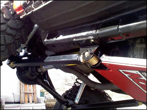 Jeep Cherokee XJ 3 Link Coil Conversion Lift Kits ...