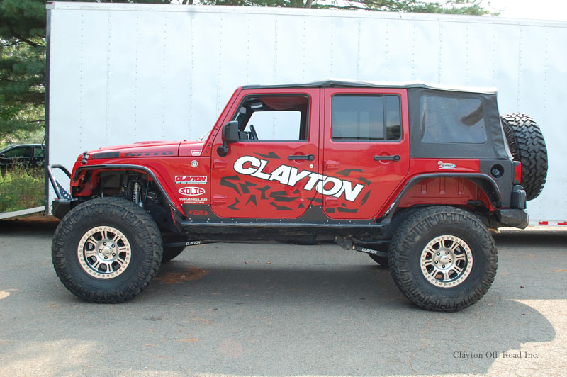 Jeep Wrangler Jk 3 Link Long Arm Lift Kits Clayton Offroad