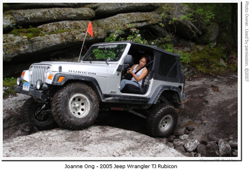 Jeep Tj Lifted >> Jeep TJ Long Arm Upgrade 1997-2006 | Clayton Offroad