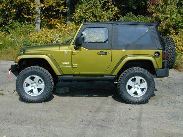 "2010 Jeep Wrangler Lift Kit >> Jeep Wrangler 3.5"" Long Arm Lift Kit 2007-2011, JK   Clayton Offroad"