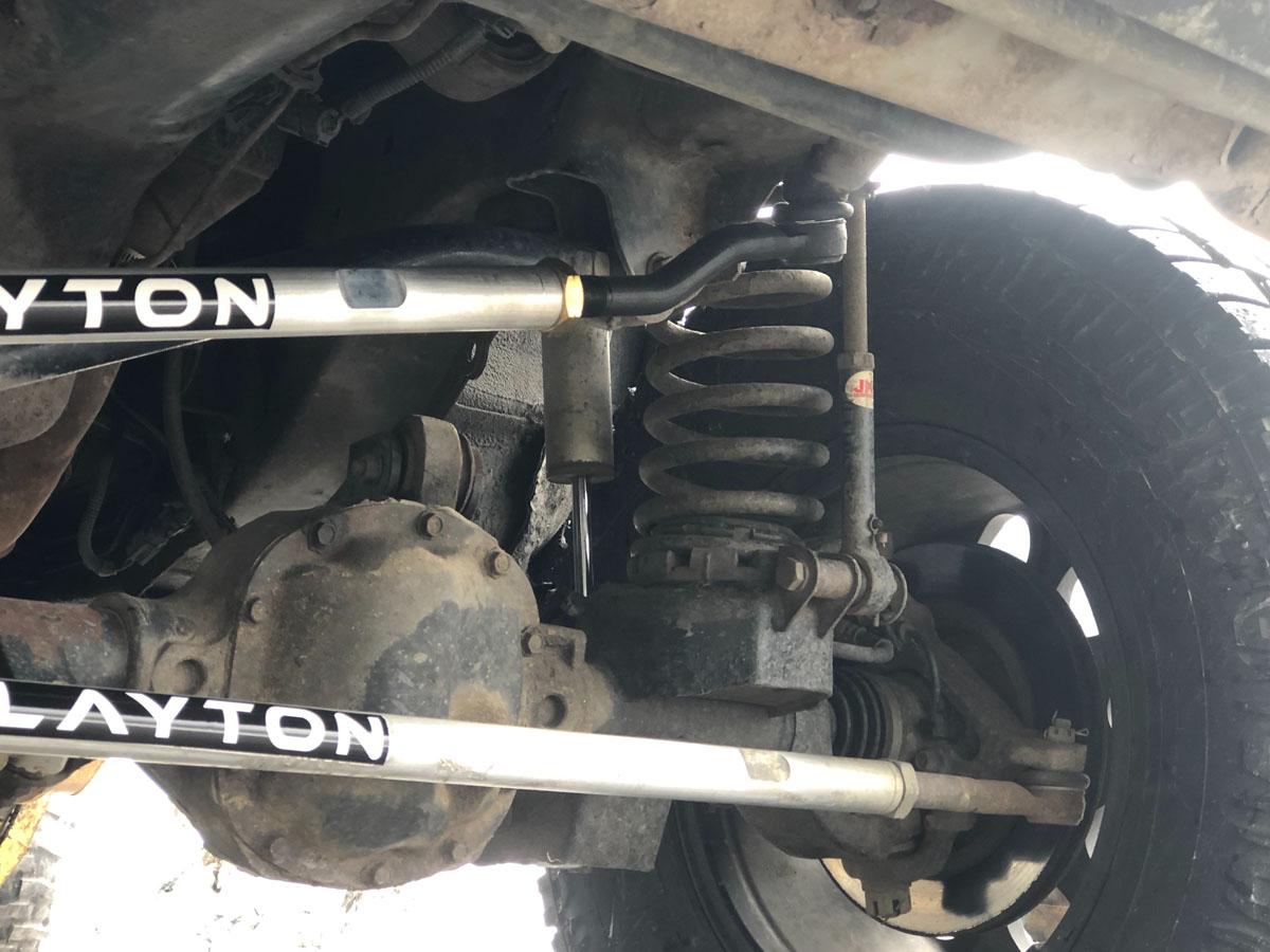 Jeep Grand Cherokee Steering System 1999-2004, WJ ...