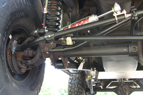Currie Currectlync Steering Kits Clayton Offroad