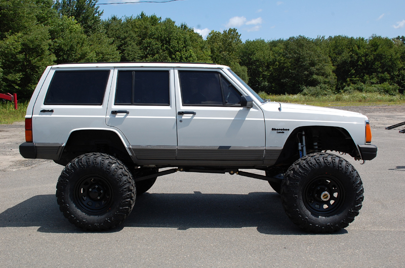 jeep cherokee xj rear coil conversion kit clayton offroad. Black Bedroom Furniture Sets. Home Design Ideas