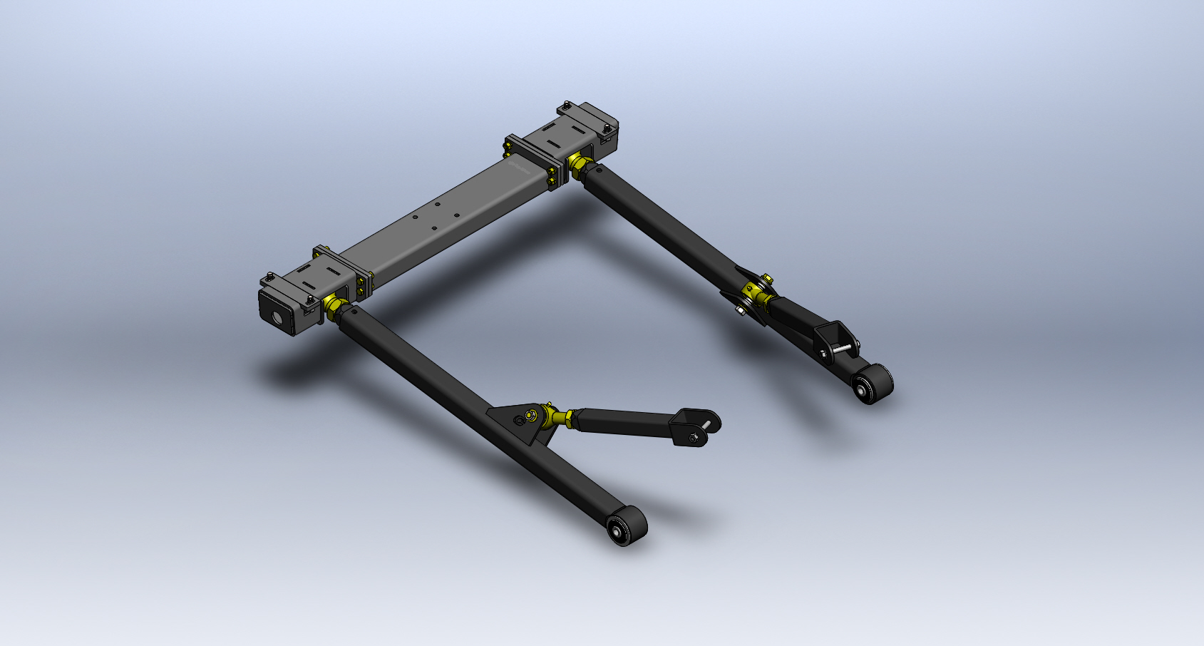 Jeep Lift Kits >> Jeep Cherokee Front Long Arm Upgrade Kit 1984-2001, XJ | Clayton Offroad