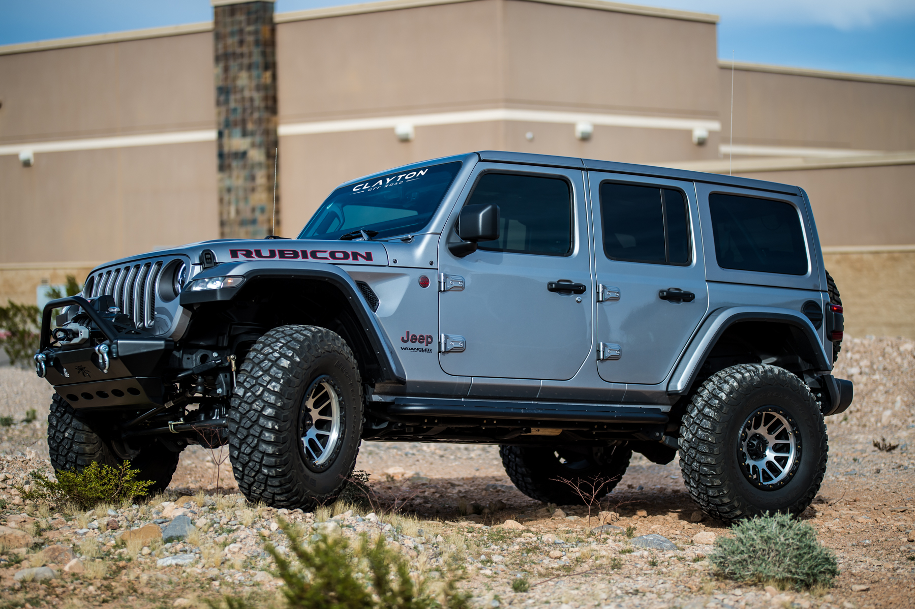 Jeep Wrangler 2 5 Overland Lift Kit 2018 Jl Clayton Offroad