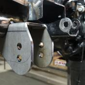 Jeep Wrangler JK HD Lower Control Arm Brackets