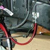 Jeep Wrangler JK W/stock suspension