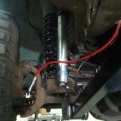 Jeep Grand Cherokee WJ & COR Long Arm System