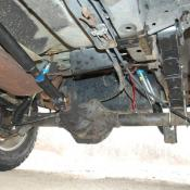 "Jeep Cherokee XJ & COR 4.5"" Ultimate lift kit"