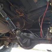 "Jeep Wrangler TJ W/D35 & COR Premium 4"" lift"