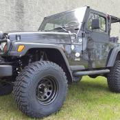 """Jeep Wrangler TJ shown with 4"""" Premium Kit and 33x12.5"""" tires"""