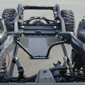 Jeep TJ Long Arm Lift Kit