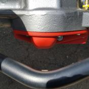 Jeep Wrangler JK Adjustable Heavy Duty Track Bar