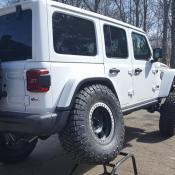 Jeep Wrangler JL Rear Track Bar