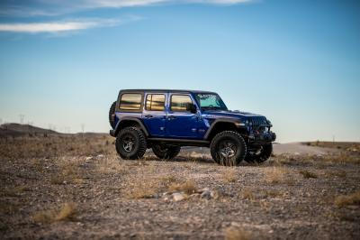 "Jeep Wrangler 2.5"" OVERLAND+ Lift Kit 2018+, JL"