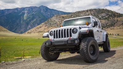 clayton off road, jeep parts, gladiator lift kit, jeep lift kits, JT lift kit, gladiator suspension