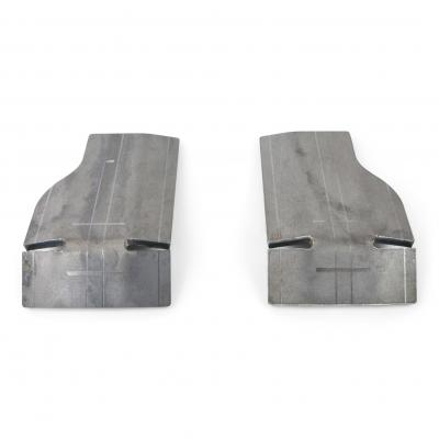 JL front lower control arm skid plate