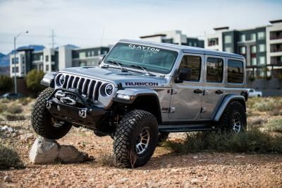 "Jeep Wrangler 2.5"" OVERLAND+ Lift Kit 2018+, JL"