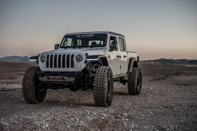 clayton off road, jeep parts, gladiator lift kit, jeep lift kits, JT lift kit, jeep suspension, gladiator suspension