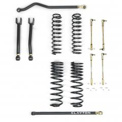 clayton off road, gladiator lift kit, jt lift kit, gladiator suspension, jeep gladiator lift kit, overlanding lift kit, overland lift kit, clayton off road lift kit