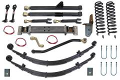 Jeep Cherokee Long Arm Lift Kit