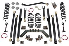 Jeep TJ Long Arm Lift Kit